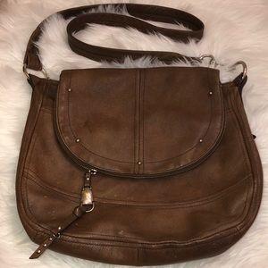 B Majowski Distressed Leather Good Condition